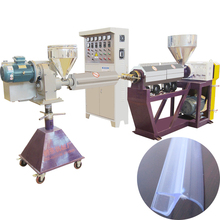 pvc pe pp ps abs pc eva door and windows extruder lamination machine