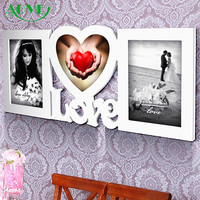 Plastic Material and Photo Frame Type engraved photo frames
