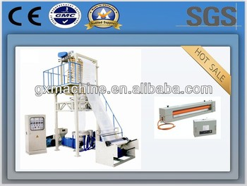 Highly recommend and hot sale film blowing machine