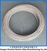 Direct factory New product bright Cr25Ni20 floor heating wire