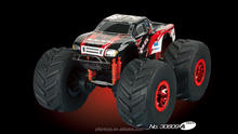 NEW!! 1/6 Scale Radio Control Big Wheel 4wd RC Monster Truck