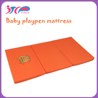 Very popular new baby products portable travel memory foam mattress for baby playpen