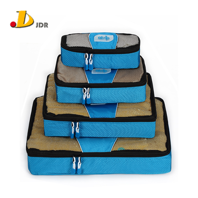 4 set Packing Cubes Luggage Organizer Packing Cube For <strong>Travel</strong>