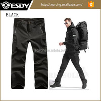 High quality and low price camo woodland tactical pants