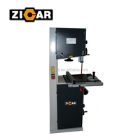 ZICAR brand BS16N CE wood cutting band saw machine for sale