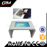 "32"" indoor all in one pc X-86 computer lcd multimedia Touch Screen interactive bar table arcade touchscreen game table"
