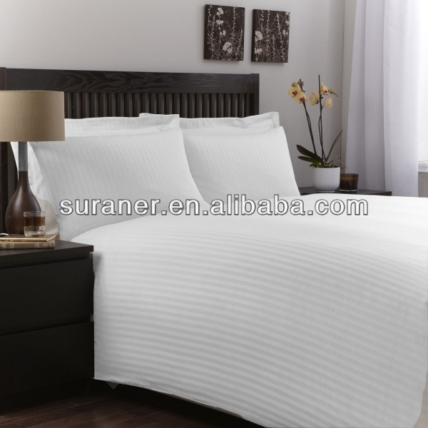 2014 hot sale 4pcs hotel bed sheet set