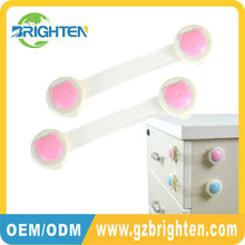 China OEM manufacturer home use baby safety product on furniture child safety locks of ISO9001 Standard