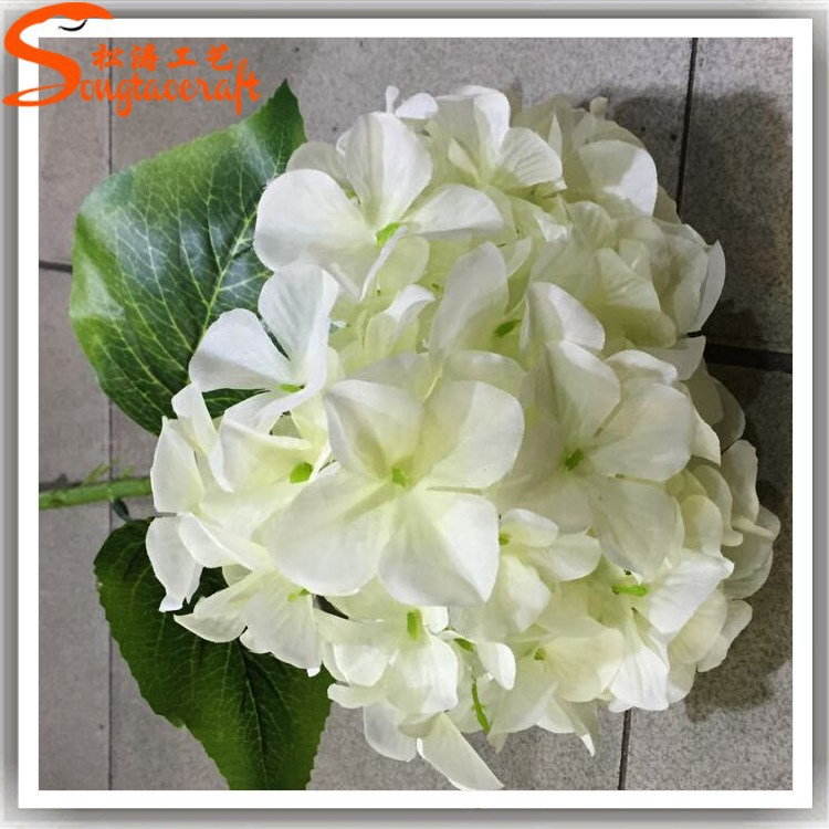 Wholesale Artificial Hydrangea Flowers Cheap Artificial