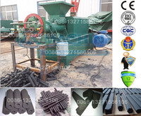 advaced design coal and chrcoal briquette extruder machine product line