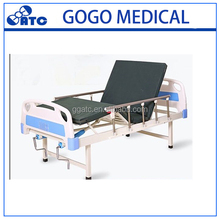 Hot cheap manual hospital bed are selling now