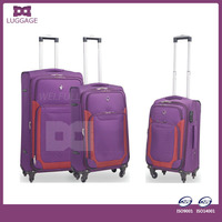 New style polo trolley luggage