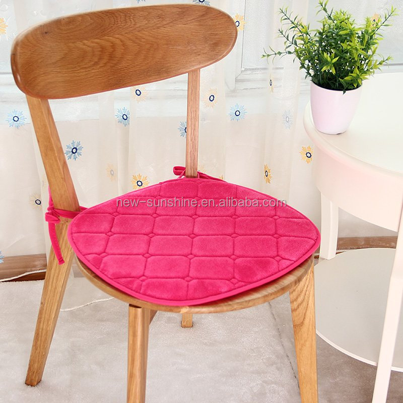 high quality contracted fashion with thick flannel cushion/office computer chair/mats