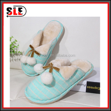 Winter Indoor Slippers Women Sexy Bedroom Slippers Warm Plush Slippers Winter
