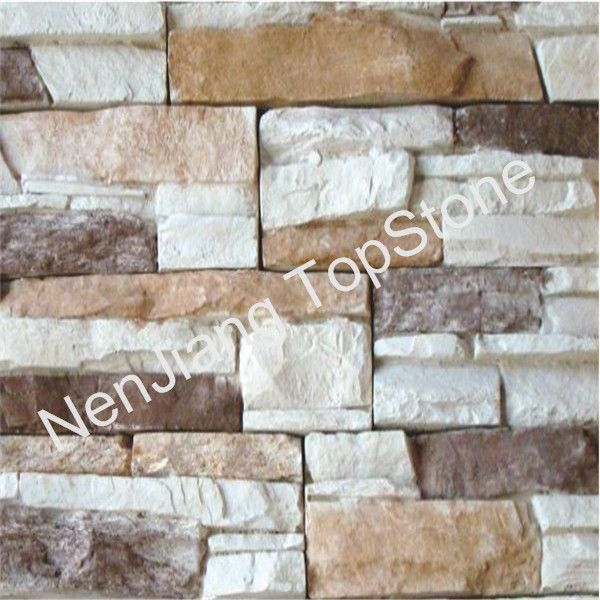 natural stone tile for walls and floors bamboo grain art wall culture stone