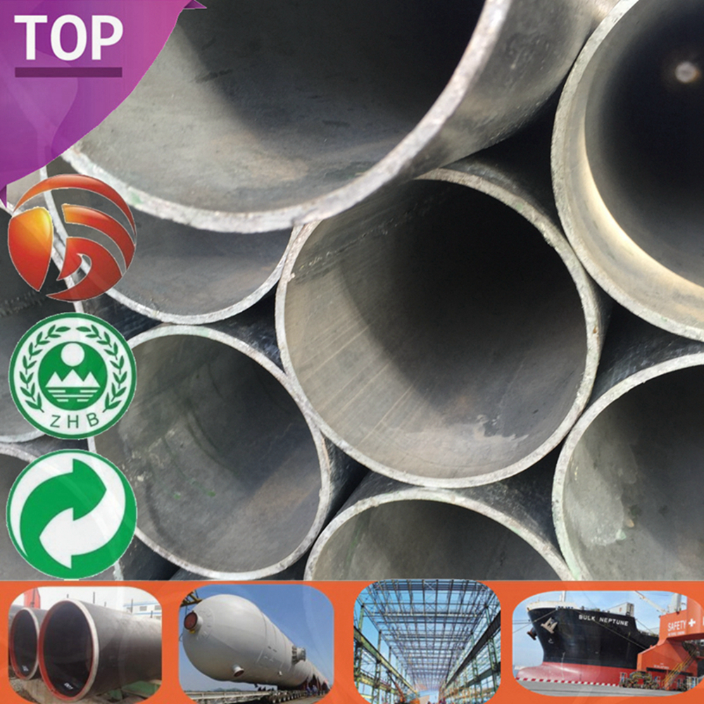 ASTM A53GRB Quality Assured galvanised steel hollow Factory Supply steel carbon pipe