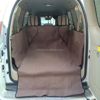 Dog Cat Car Back Seat Travel SUV Cover Pet Dog FREE SHIPPING