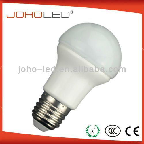 e27 480lm 2835 smd 5w led lighting bulb
