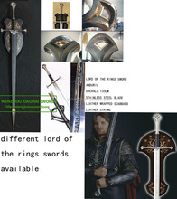 lord of the rings sword movie swords anduril swords 955031