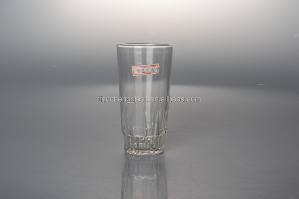 Wholesale drinking tumbler cups cheap glassware