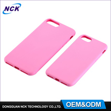 Free sample OEM custom tpu blank phone case cover for iphone5 5s 6s 6plus 7 7plus