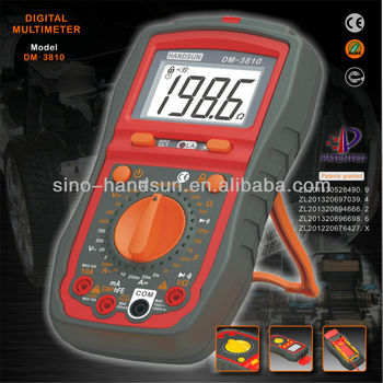 Newest Digital Multimeter (DM-3810)
