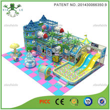 Childrens indoor play area naughty castle amusement park