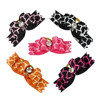 Zebra Pattern bows for dogs hair dog grooming bows