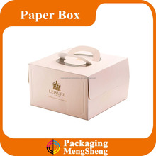 Decorative cupcake boxes beautiful design paper box custom design cupcake boxes
