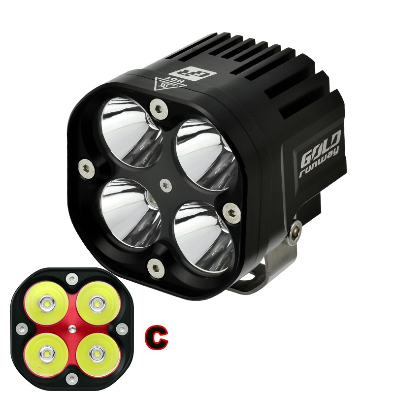 led atv bar spot,3'' dual row led light for SUV UTV ATV,offroad, trucks, snowmobile,jeeps