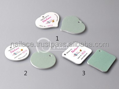 Promotional item, Image nail shiner, nail shiner with key chain