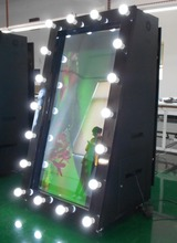 49 inch mirror me photo booth retail display video screens all in one computer touch screen android smart mirror price