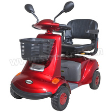 Medium Size 500W Four Wheels Electric Mobility Scooter SW1250