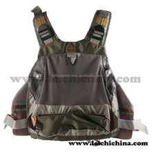 In stock hot selling top quality fly fishing mesh vest