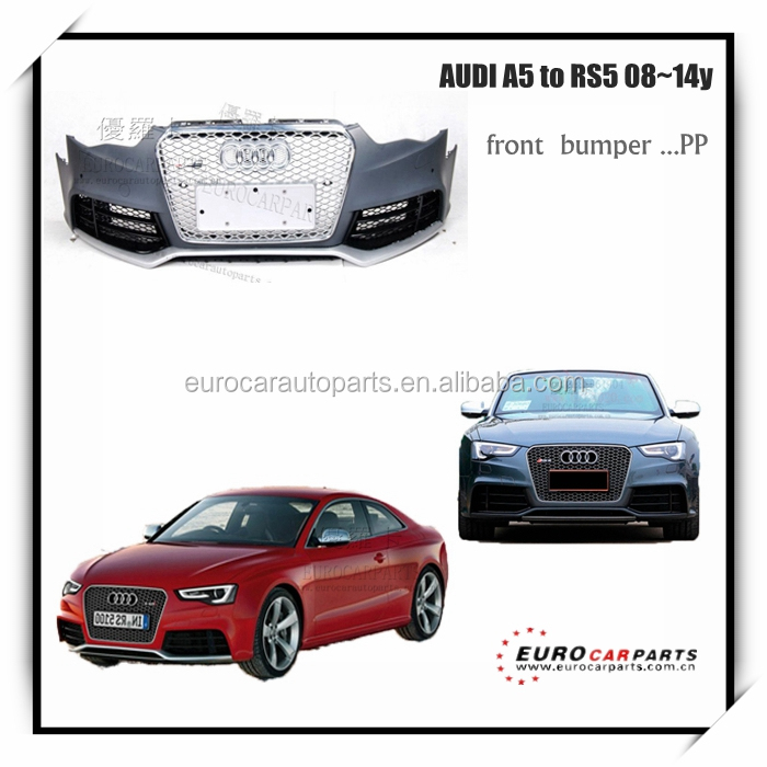 NEW Arrival!!! RS5 style body kit fit for Audy A5 08~14y