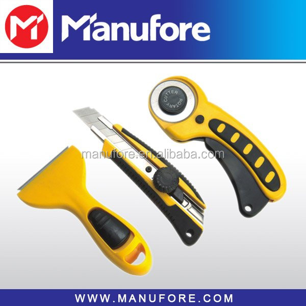 3pcs Decoration Handi Tool Set with Scraper , Utility Tools