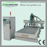 2014 new 3 axis high precision CE certificat multi function wood engraving machine/wood cutting machine/jewelry machine