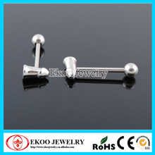316L Surgical Steel Penis Tongue Barbell Penis Jewelry