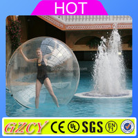 2016 Inflatable Jumbo Water Ball Aqua Ball On Water For Sales