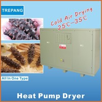 Hot air circulating fish beef jerk meat drying processing equipment food dehydrator