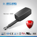 Jiecang JC35A compact design small volume max load 3000N IP54 24V 100 to 400 stroke length linear actuator