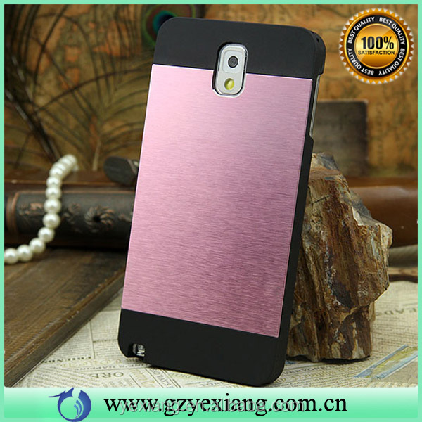 Ultra Thin Metal Case Cover For Samsung Galaxy Note 3 Aluminum Hard Case