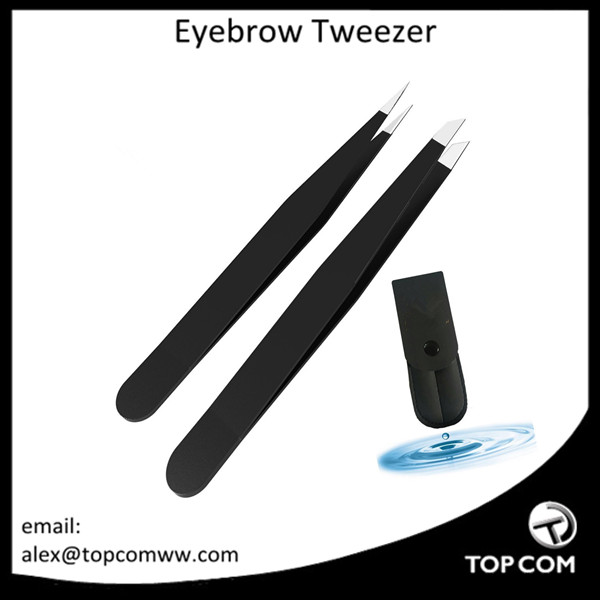 Stainless Steel Precision Tweezers for Ingrown Hair, Eyebrow Hair, ingrown hair tweezers set