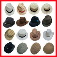 Promotion straw boater hat natural wheat Straw Hat