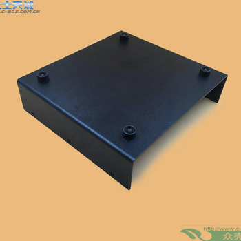 AL-13/ 65*185*160mm External dimension metal Controller Housing enclosure All-aluminum sheet metal chassis instrument case