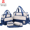 All in One Adult Baby Diaper Bag Set Baby Bags for Mothers
