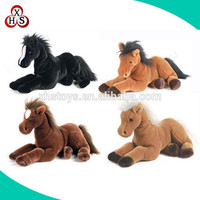 Wholesale Soft Hot Sale PLush Customed Big Plush Horse For Kids Gift