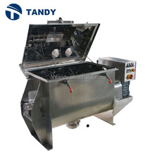 Drying Additional Capabilities And Ribbon Mixer Type Double Ribbon Blender