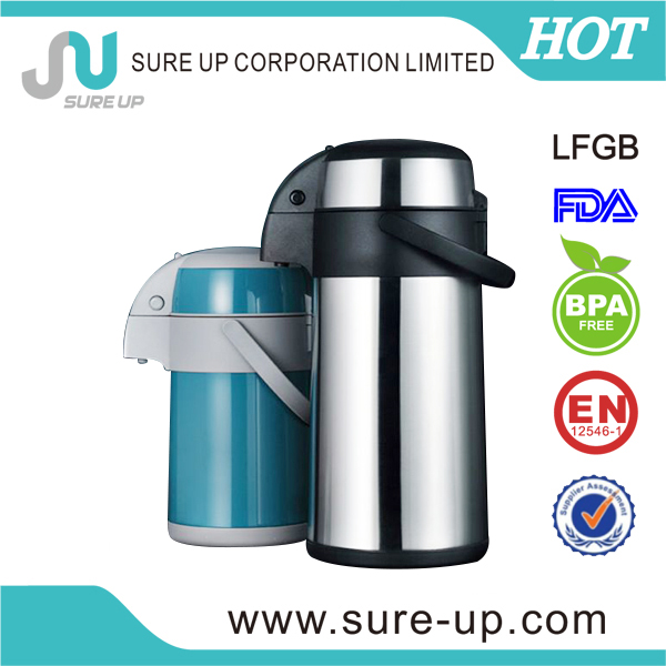 Stainless Steel High Capacity air pressure pot (ASUC)