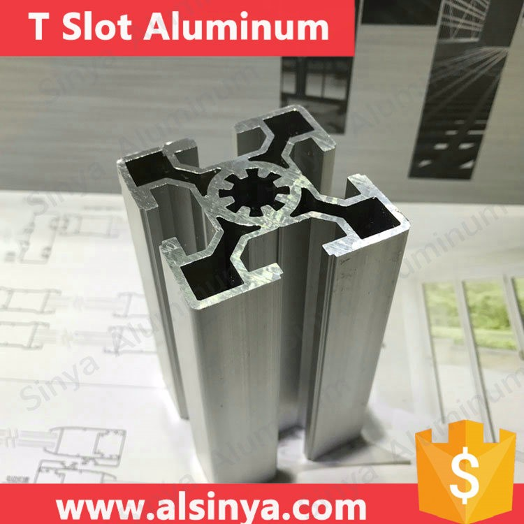 Good Price Maintenance Free DIY Extruded Aluminum Enclosure with T Slot Framing